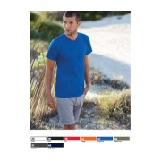 Valueweight-V-neck-T-(Fruit-of-The-Loom)